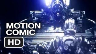 Riddick Motion Comic - Blindsided (2013) - Vin Diesel Sci-Fi Movie HD