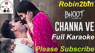 Channa Ve full karaoke with lyrics download from   - YouTube