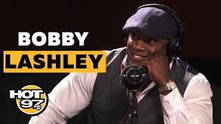 Bobby Lashley On Donald Trump, Roman Reigns, & CM Punk In MMA