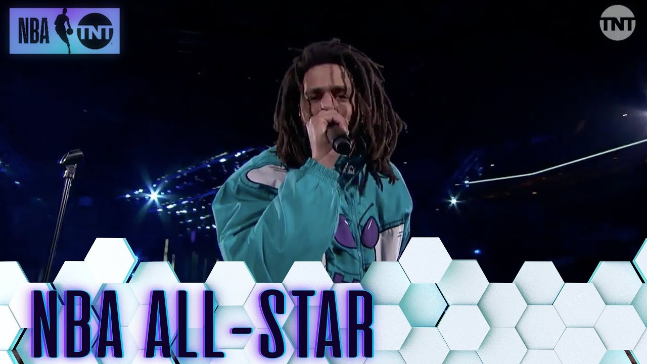 J. Cole | All-Star 2019 Halftime Show