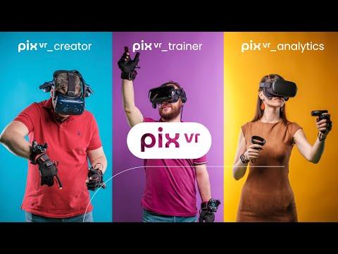 Pix VR Training - Termékvideó
