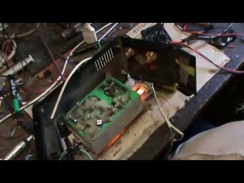 ремонт сварочного инвертора фубог часть 1