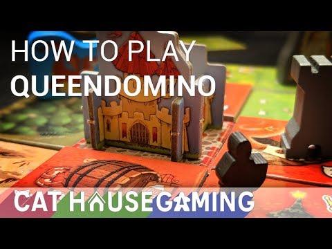 How to Play - Queendomino