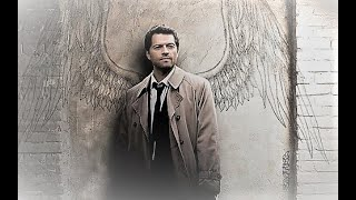 Castiel - Angel with a shotgun