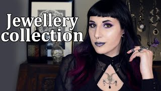 My Goth Jewelry Collection 2020 - Jewellery Collection - Orphea