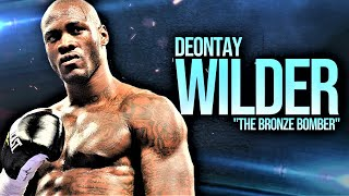 The Destructive Power Of Deontay Wilder (2020)
