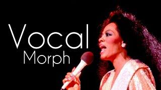 Diana Ross - C5 Vocal Morph (1970-2017)