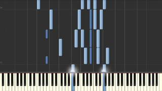 Away in a Manger (Faith Hill) - Piano Tutorial