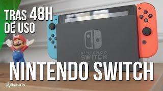 Nintendo Switch, análisis / review en español