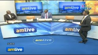 LIVE: People and Politics on AM Live with Debarl Inea