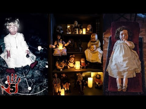 Top 5 Scary Items At Zak Bagans Haunted Museum