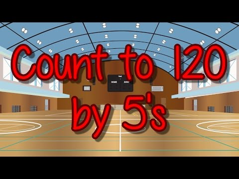 Count To 120 By 5's | Learn To Count | Skip Count | Jack Hartmann Mp3