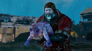 Bloody Baron Movie: Good and Bad Endings. Full Story  (Witcher 3 | Geralt in Velen)