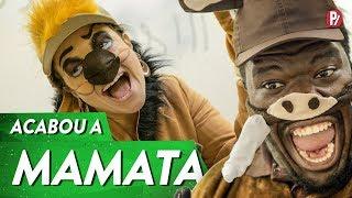 REI LEÃO: ACABOU A MAMATA | PARAFERNALHA