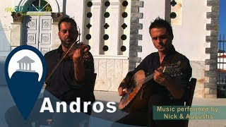 Andros Traditional Music | by Nick and Augustis - Track 4