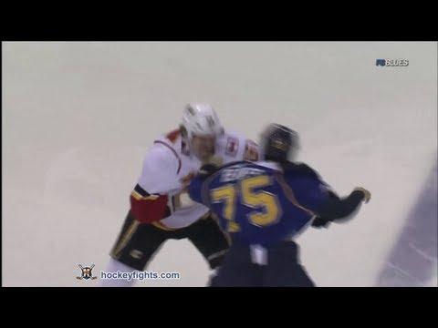 Tim Jackman vs Ryan Reaves