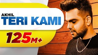 Teri Kami (Full Song) | Akhil | Latest Punjabi Songs 2016 | Speed Records