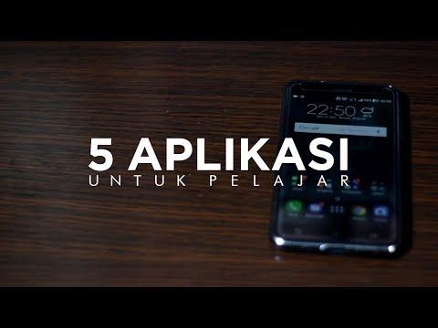 Video 5 Aplikasi Untuk Pelajar