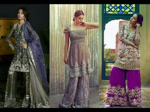 Download Latest Party Wear Dresses - Pakistani Formal Dresses Mp4 HD Video and MP3