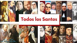 ¿Quiénes son Los Santos?