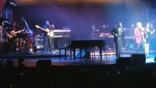 Barry Manilow performing Frankie Valli classics 6/30/2013 Live in Houston