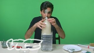 SMOKEABLES: How to Make a Gravity Bong
