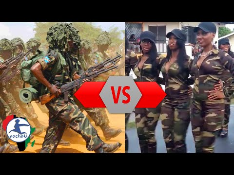 Top 10 Strongest Countries in Africa According to Global Fire Power