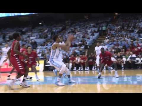 Video: J.P. Tokoto Crossover and Dunk vs Belmont Abbey