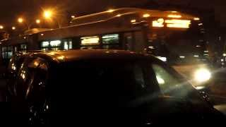 preview picture of video 'New Flyer Xcelsior XD-60 Artic#4719 Bx2 Bus@Grand Concourse/170th Street'