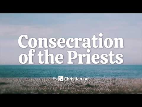 Exodus 29: Consecration of the Priests | Bible Story (2020)