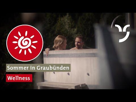 Wellness in Graubünden: Ladestation für die Batterien