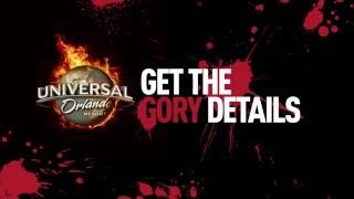Halloween Horror Nights at Universal Orlando