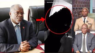 VIDEO HARMONIZE Akimlilia RAIS MAGUFULI baada ya kutangazwa KIFO chake