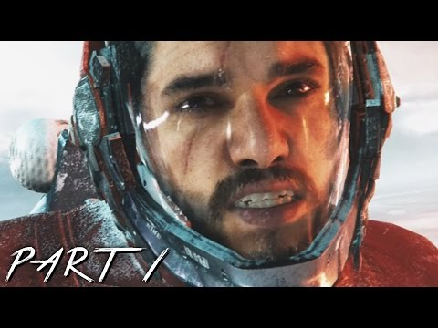 Call of Duty Infinite Warfare Walkthrough Gameplay Part 1 - Intro - Campaign Mission 1 (COD IW)