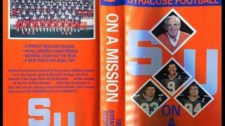 1987 Syracuse Football - SU On A Mission