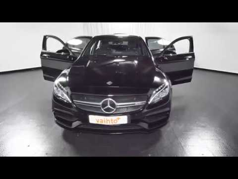 Mercedes-benz C 63 AMG Sedan 476 hv - Performance, Sedan, Automaatti, Bensiini, IF-7597