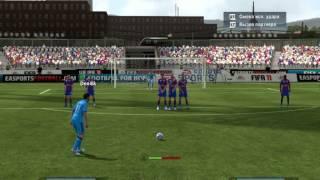 FIFA 11 по сети (игры с другом ) #3