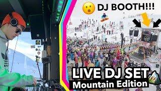 LIVE DJ SET – Mountain Edition! – Pano Bar at Rise Festival