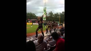 preview picture of video 'Bailarinas de Los Gigantes del cibao de San Francisco De Macoris'