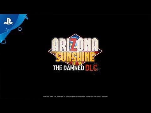 Arizona Sunshine : DLC The damned