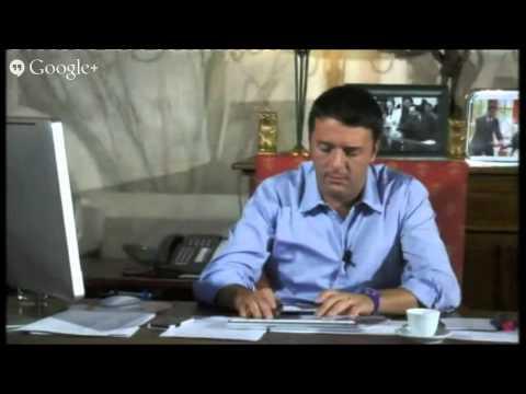 #matteorisponde, Renzi alle prese con twitter