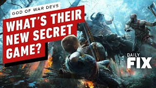 God of War Dev Has a Secret Game in the Works - IGN Daily Fix by IGN