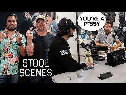Dave Portnoy Returns to Barstool HQ and Makes Employee Cry - Stool Scenes 221