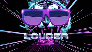 Paul van Dyk & Roger Shah feat. Daphne Khoo - Louder (Lyrics Video)