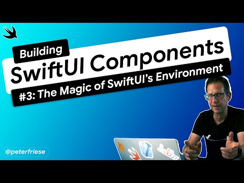 Use the Magic of SwiftUI's Environment to Make Your SwiftUI Views Configurable thumbnail