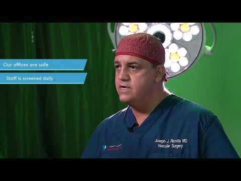 Dr. Ricotta | Outpatient Surgery Center Safety Protocols