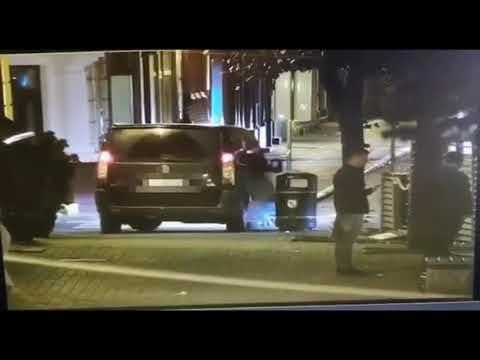 Wideo1: Nocny rajd po chodnikach i Rynku w Lesznie