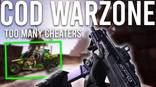Call of Duty Warzone is getting frustrating...
