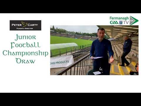 2020 Fermanagh Club Championship Draw