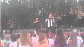 Austin Mahone Can't Fight This Love Busch Gardens